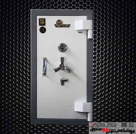 گاوصندوق ضد سرقت کاوه مدل 750S/700S با رمز تایوانی