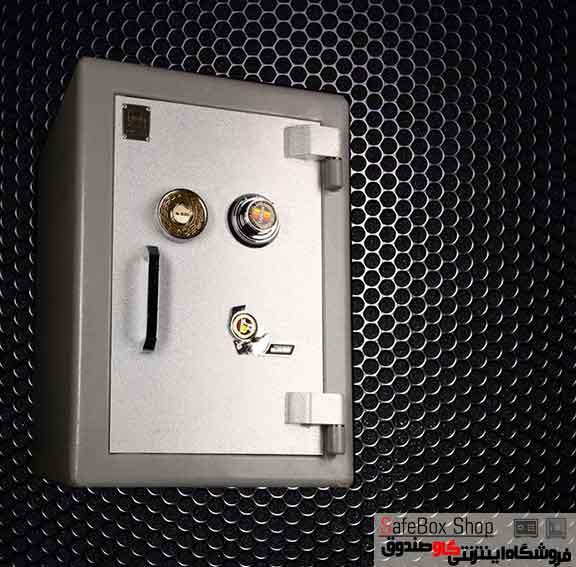 گاوصندوق کاوه با کلید و رمز تایوانی مدل 350KR