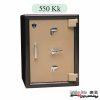 گاوصندوق سبک گنجبان مدل 550KK