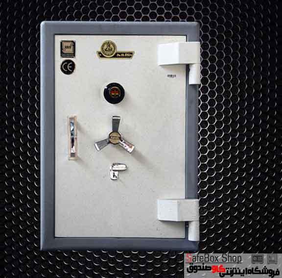 صندوق نسوز سبک کاوه مدل 550KR با کلید و رمز تایوانی