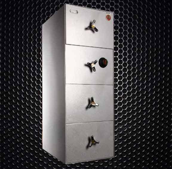 فایل۴کشو کاوه با یک رمز آمریکایی|مدل FR600