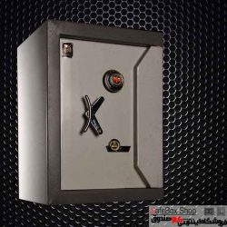 گاوصندوق سدید کاوه با کلید و رمز تایوانی مدل 720KR